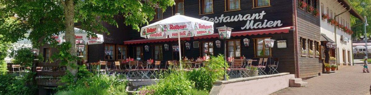Hotel-Restaurant Maien